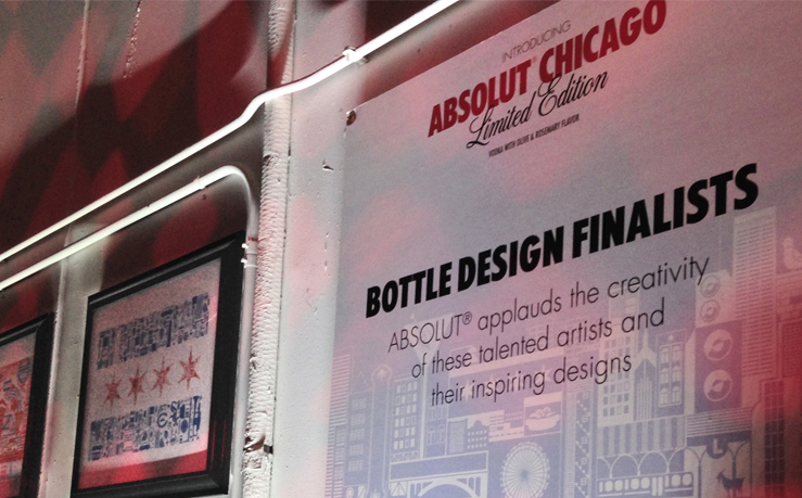 ABSOLUT Vodka: Chicago Bottle Launch Event-2