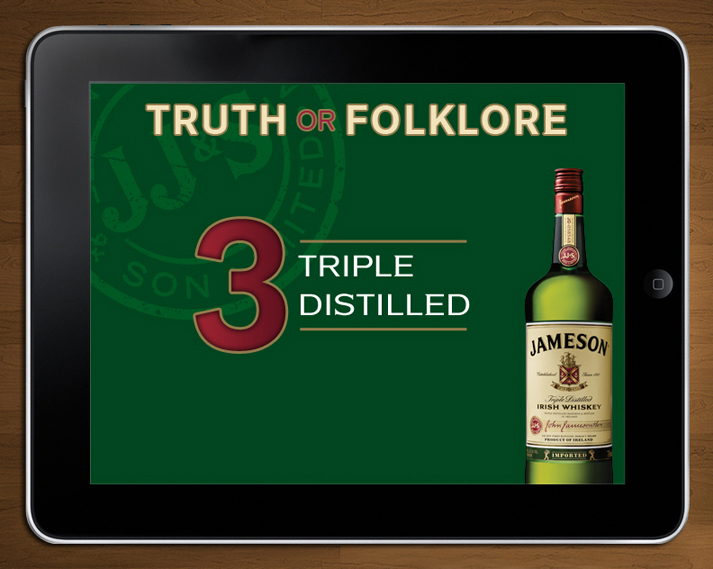 Jameson MBN: iPad Application-0