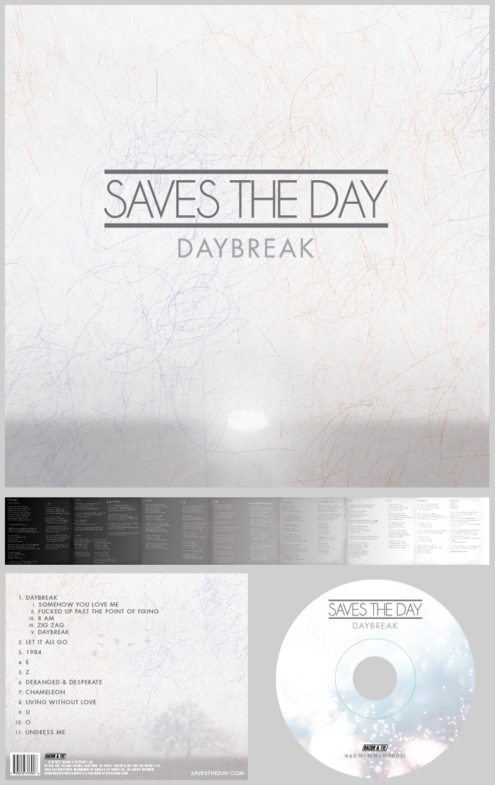 Saves The Day Daybreak Artwork-6