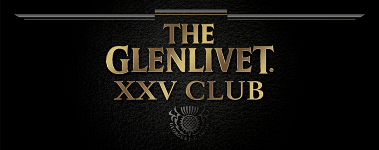 The Glenlivet XXV Club-0