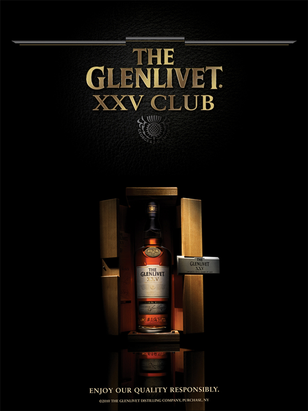 The Glenlivet XXV Club-2