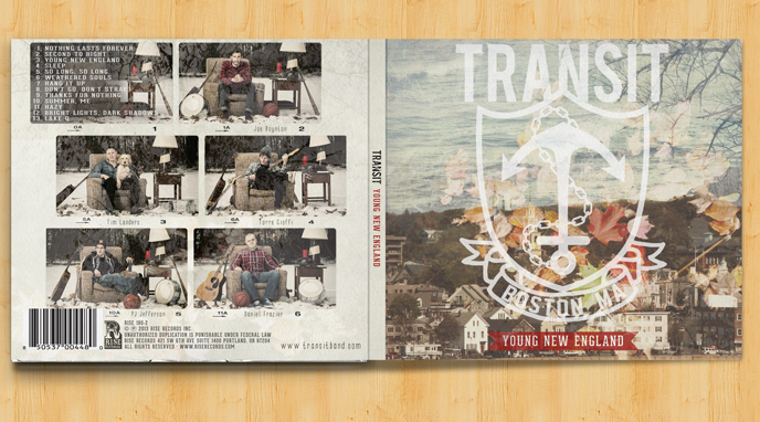 Transit Young New England Album Art-1