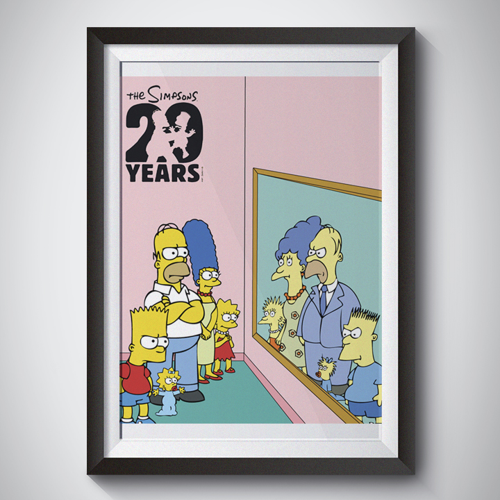 The Simpsons Poster Contest-0