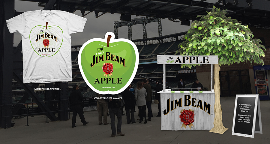 Jim Beam Apple-0