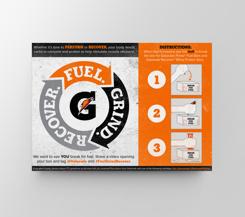 Gatorade – Mailer Instructions-0