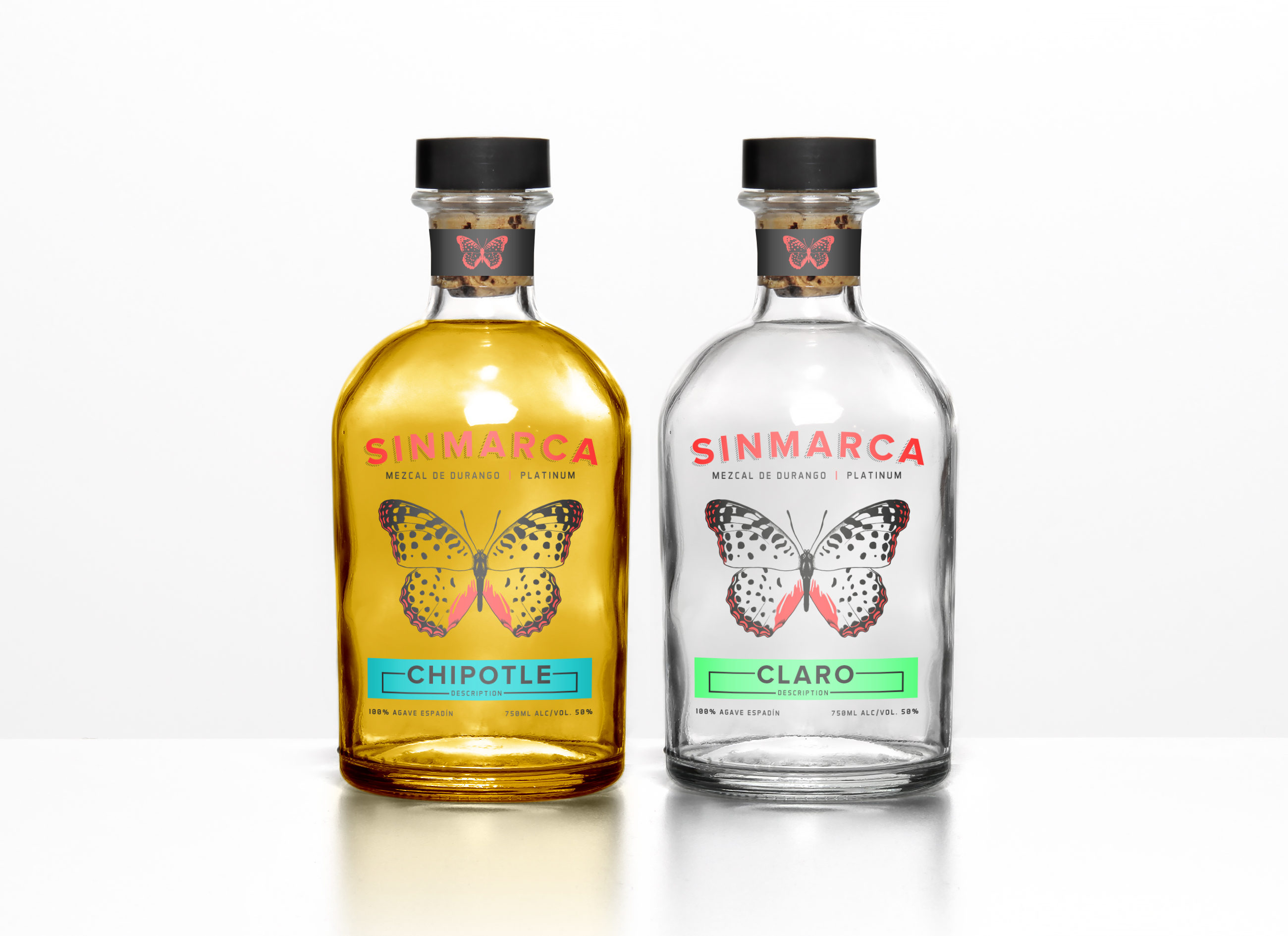 SinMarca – Bottle Packaging-1